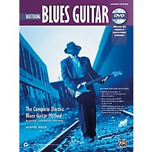 Alfred The Complete Blues Guitar Method: Mastering Blues Guitar Book & DVD (2nd Edition)