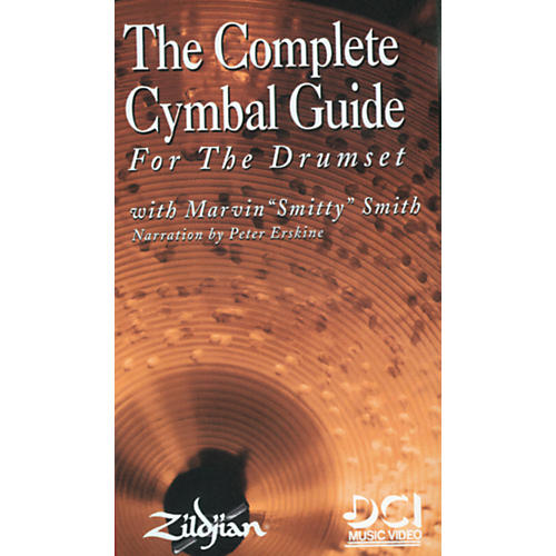 Alfred The Complete Cymbal Guide for the Drumset Video