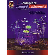 Hal Leonard The Complete Drumset Rudiments Book/CD Package