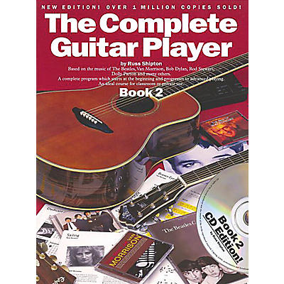 Music Sales The Complete Guitar Player - Book 2 Music Sales America Series Softcover with CD Written by Russ Shipton