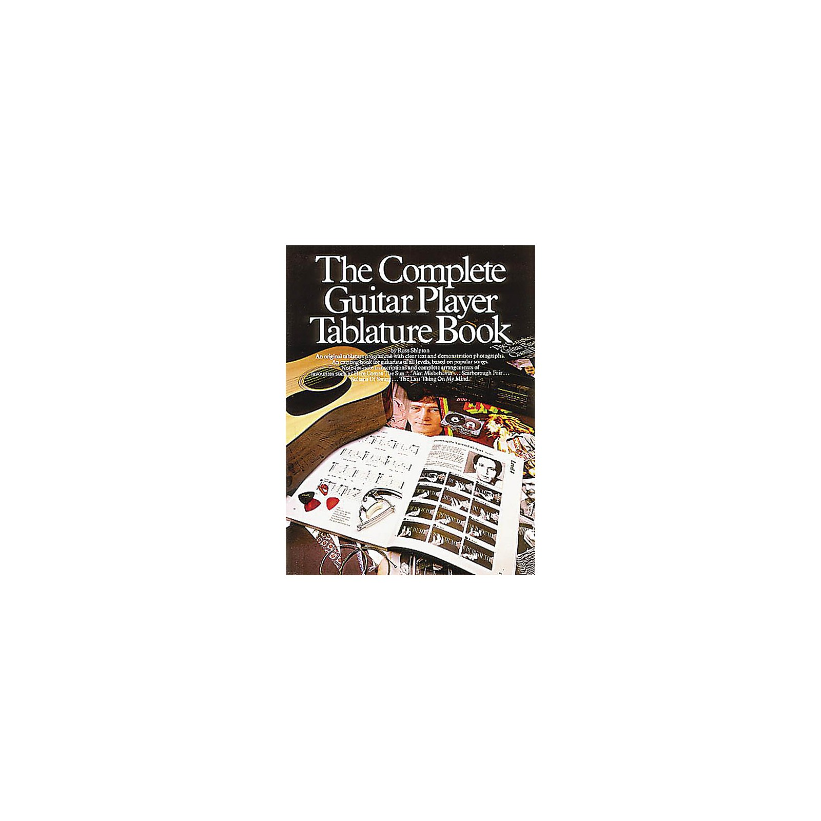Music Sales The Complete Guitar Player Tablature Book Music Sales America Series Softcover Written by Russ Shipton