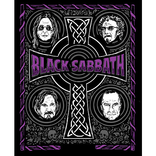 Hal Leonard The Complete History of Black Sabbath: What Evil Lurks
