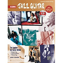 Alfred The Complete Jazz Guitar Method: Beginning Jazz Guitar Book & CD (Standard Notation Only)