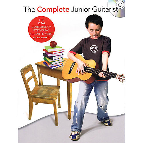 Music Sales The Complete Junior Guitarist Music Sales America Series Softcover with CD Written by Joe Bennett
