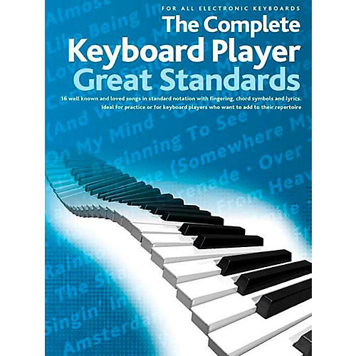 Music Sales The Complete Keyboard Player - Great Standards