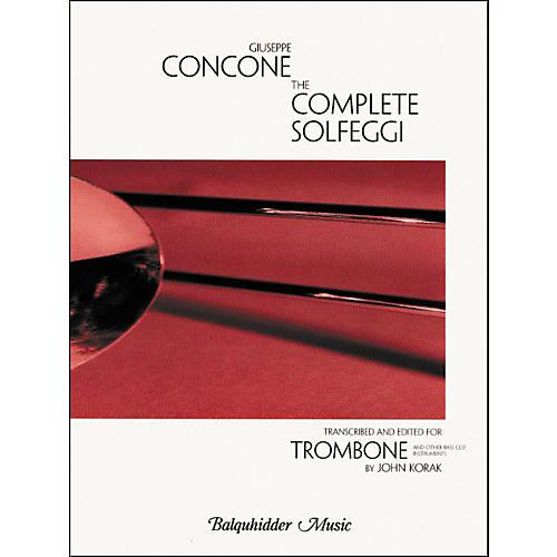 Carl Fischer The Complete Solfeggi CD