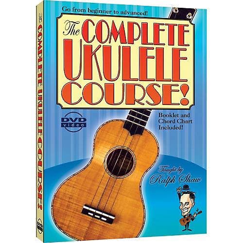 Emedia The Complete Ukulele Course DVD