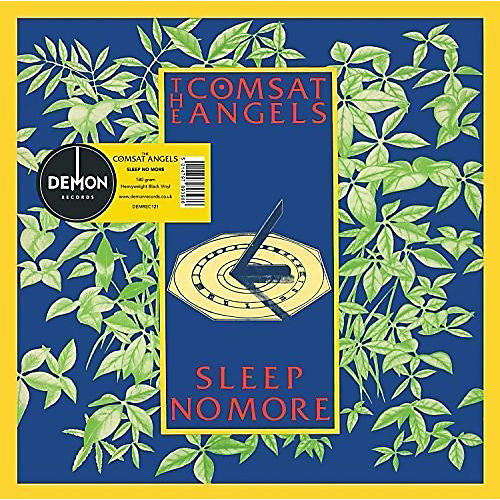 Alliance The Comsat Angels - Sleep No More
