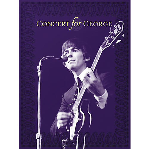 Music CD The Concert for George Live (DVD)