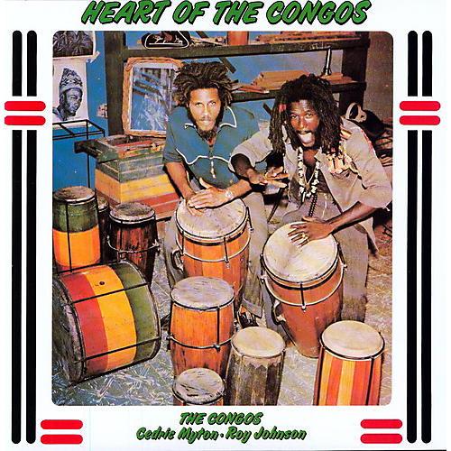Alliance The Congos - Heart of the Congos