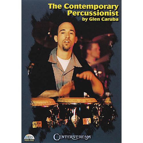 Centerstream Publishing The Contemporary Percussionist (DVD)