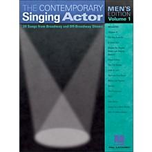 Hal Leonard The Contemporary Singing Actor - Men's Edition Volume 1