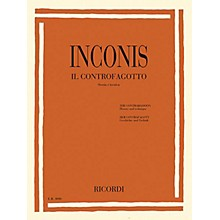 Ricordi The Contrabassoon (Il Controfagotto) (History and Technique (Storia e tecnica)) Woodwind Series Softcover
