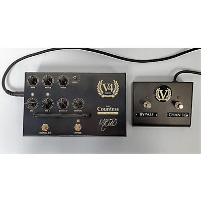 Victory The Countess Valve Preamp Effect Pedal