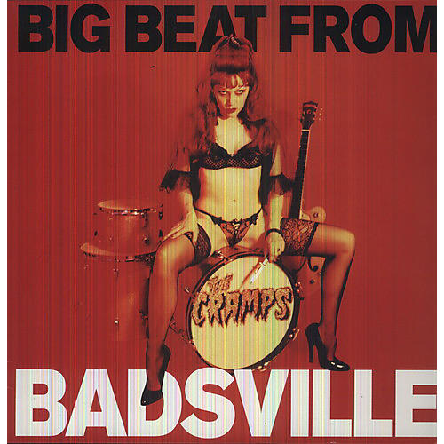 Alliance The Cramps - Big Beat from Badsville