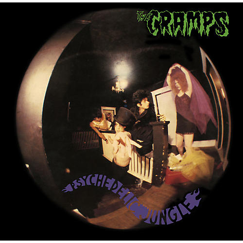 Alliance The Cramps - Psychedelic Jungle