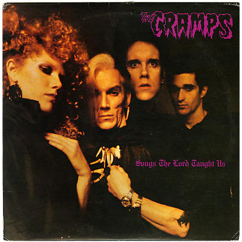 Alliance The Cramps - Songs The Lord Taught Us