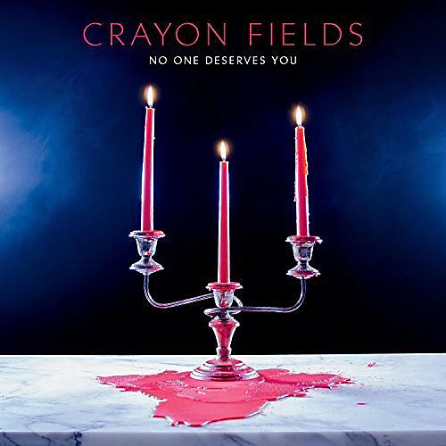 Alliance The Crayon Fields - No One Deserves You