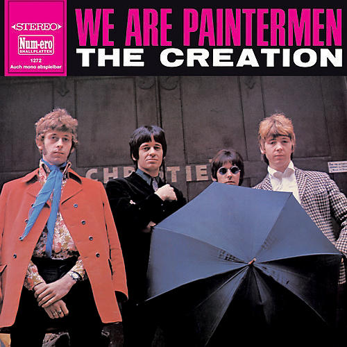 Alliance The Creation - We Are Paintermen