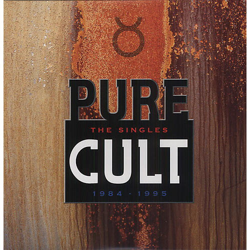 Alliance The Cult - Pure Cult: The Singles 1984-1995