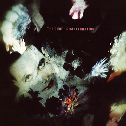 WEA The Cure - Disintegration (Deluxe Edition)(2Lp 180 Gram Vinyl)