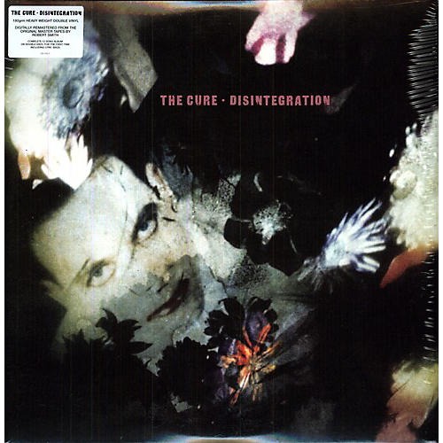 Alliance The Cure - Disintegration: Remastered (UK Pressing)