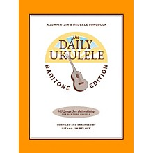 Hal Leonard The Daily Ukulele - Baritone Edition