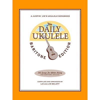 Hal Leonard The Daily Ukulele - Baritone Edition