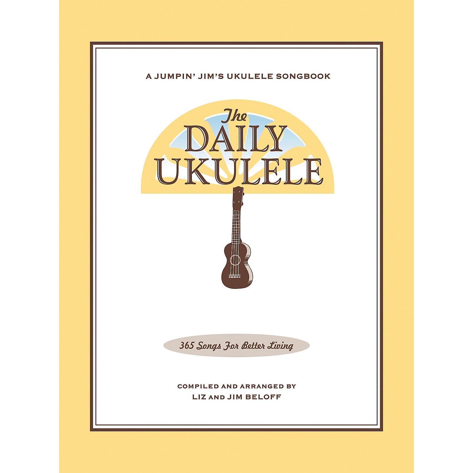 Hal Leonard The Daily Ukulele Songbook (Fakebook)