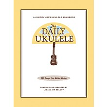 Hal Leonard The Daily Ukulele Songbook (Fakebook)