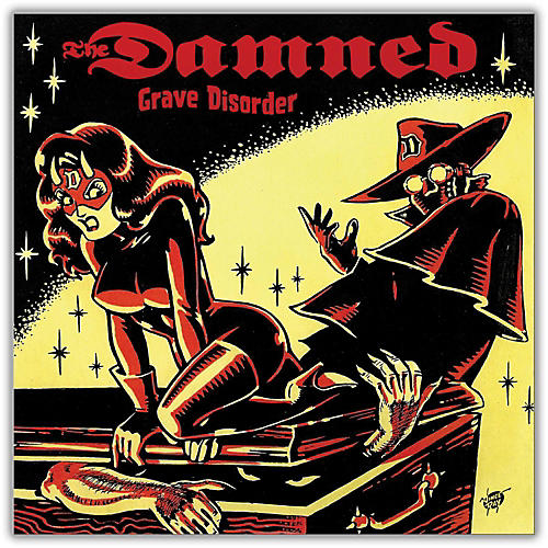 Universal Music Group The Damned - Grave Disorder Vinyl [LP]