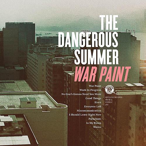 Alliance The Dangerous Summer - War Paint
