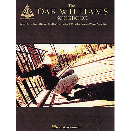 Hal Leonard The Dar Williams Guitar Tab Songbook