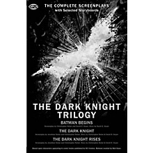 Opus The Dark Knight Trilogy (The Complete Screenplays) Book Series Softcover Written by Christopher Nolan