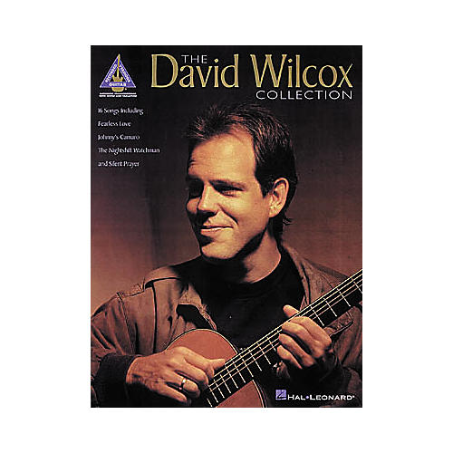 Hal Leonard The David Wilcox Collection Guitar Tab Book