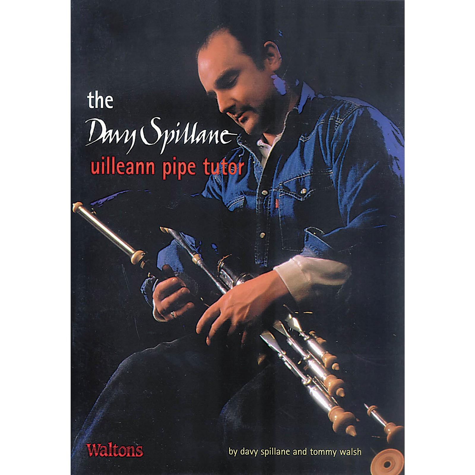 Waltons The Davy Spillane Uilleann Pipe Tutor Waltons Irish Music Books Series Softcover Written by Davy Spillane