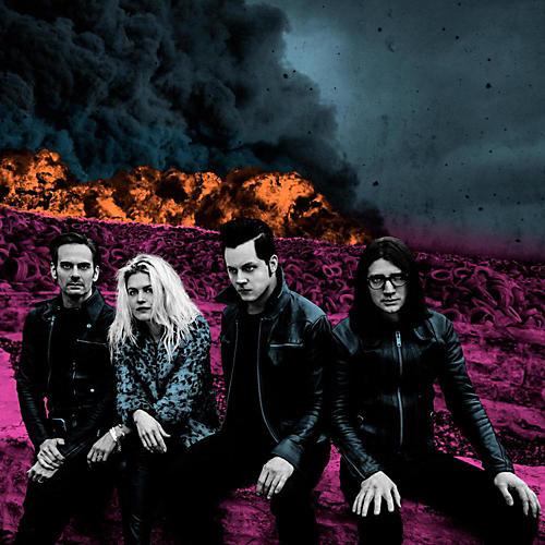WEA The Dead Weather - Dodge and Burn Vinyl LP