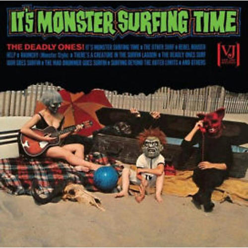 Alliance The Deadly Ones - It's Monster Surfing Time
