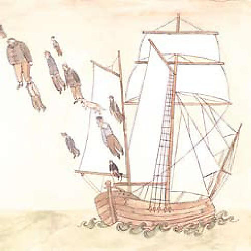 Alliance The Decemberists - Castaways and Cutouts