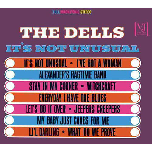 Alliance The Dells - It's Not Unusual