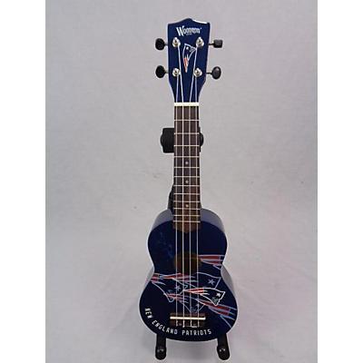 Woodrow Guitars The Denny Ukulele