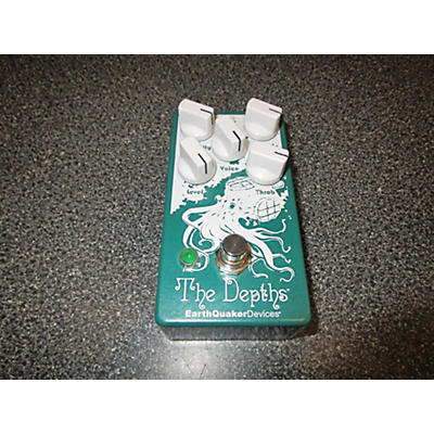 Earthquaker Devices The Depths Optical Vibe Machine Effect Pedal