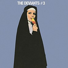 """The Deviants - Deviants #3 (limited Black & White """"nun's Habitat)"""