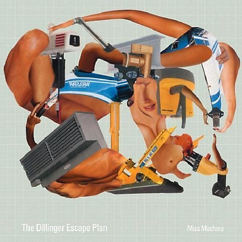 Alliance The Dillinger Escape Plan - Miss Machine