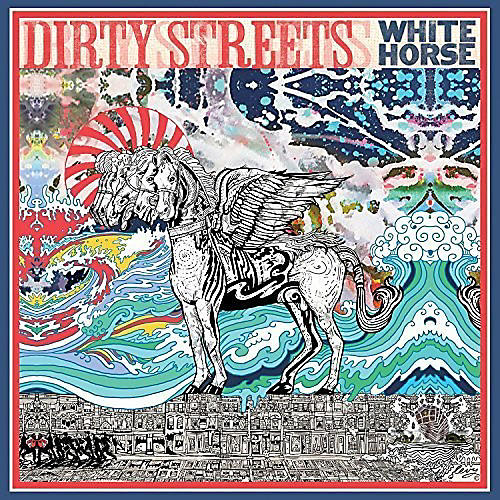 Alliance The Dirty Streets - White Horse