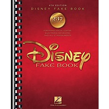 Hal Leonard The Disney Fake Book - 4th Edition Fake Book Series Softcover