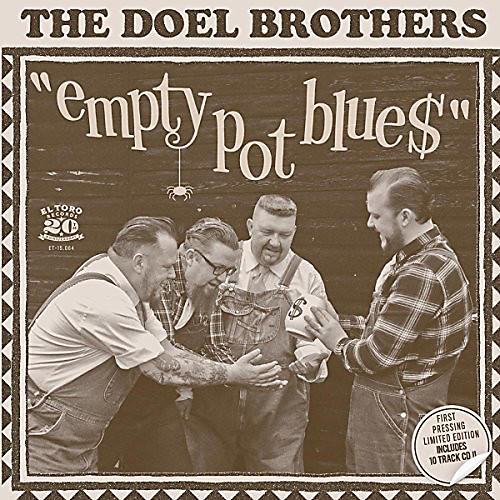 Alliance The Doel Brothers - Empty Pot Blue$