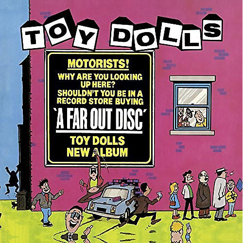 Alliance The Dolls - Far Out Disc