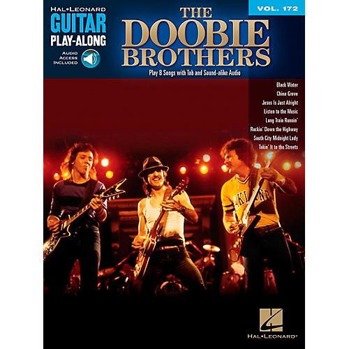 Hal Leonard The Doobie Brothers - Guitar Play-Along Series Volume 172 Book/CD