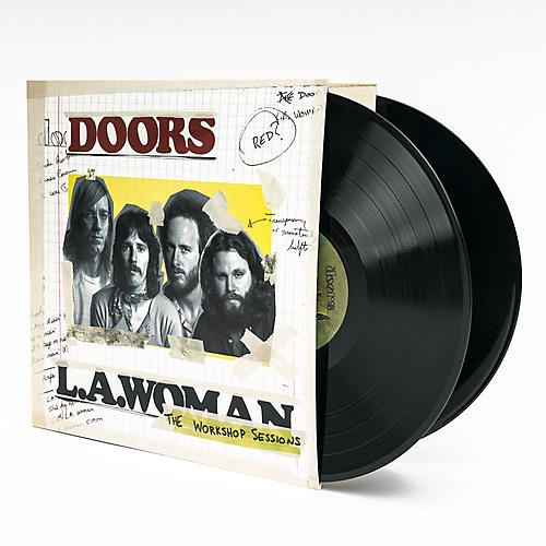 Alliance The Doors - L.A. Woman: The Workshop Sessions